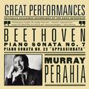 Beethoven: Piano Sonatas Nos. 7 & 23/Murray Perahia