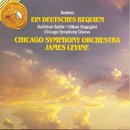 Brahms: Ein deutsches Requiem/James Levine