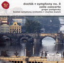 Dvorak Symphony No. 8; Cello Concerto/Charles Munch