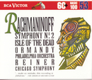 Rachmaninoff: Symphony No.2 / Isle Of The Dead/Eugene Ormandy