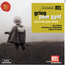 Grieg: Peer Gynt, Concerto Pour Piano/Eugene Ormandy
