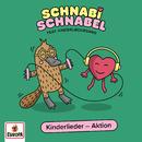 Die besten Kindergarten- und Mitmachlieder, Vol. 5: Aktion/Lena, Felix & die Kita-Kids