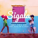 Say You Do (EP) feat.Imani Williams,DJ Fresh/Sigala
