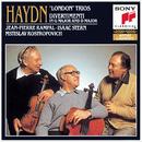 Haydn: London Trios/Jean-Pierre Rampal, Isaac Stern, Mstislav Rostropovich