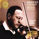 The Piano Trio Collection - Schubert: Trio No. 2 in E-Flat Major, D. 929 - Brahms: Trio No. 2 in C Major, Op. 87 - Heifetz Remastered/Jascha Heifetz