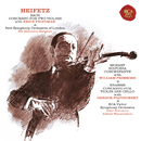 Bach: Concerto in D Minor for Two Violins, BWV 1043 - Mozart: Sinfonia concertante in E-Flat Major, K. 364 - Brahms: Concerto in A Minor for Violin and Cello, Op. 102 - Heifetz Remastered/Jascha Heifetz