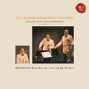 The Piano Trio Collection - Beethoven: Trio No. 1 in E-Flat Major, Op. 1 & Trio No. 2 in E-Flat Major, Op. 70 -  Heifetz Remastered/Jascha Heifetz