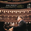 Liszt: Piano Sonata in B Minor, S. 178 & Schubert: Piano Sonata No. 14 in A Minor, D. 784, Op. 143/Emil Gilels