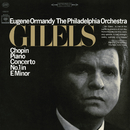 Chopin: Piano Concerto No. 1 in E Minor, Op. 11/Emil Gilels