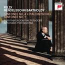 Mendelssohn: Symphonies Nos. 1 & 4/Kammerakademie Potsdam