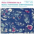Piston: Symphony No. 6 - Martinu: Fantasies Symphoniques/Charles Munch