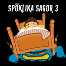 Spöklika sagor 3/John Harrysson & Sagoorkestern