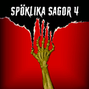 Spöklika sagor 4/John Harrysson & Sagoorkestern