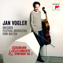 Schumann: Cello Concerto & Symphony No. 2/Jan Vogler