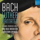 Bach: Lutherkantaten, Vol. 1 (BWV 62, 36, 91)/Christoph Spering