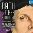 Bach: Lutherkantaten, Vol. 4 (BWV 38, 80, 61)/Christoph Spering