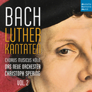 Bach: Lutherkantaten, Vol. 2 (BVW 121, 125, 14)/Christoph Spering