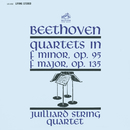 "Beethoven: String Quartet No. 11 in F Minor, Op. 95 ""Serioso"" & String Quartet No. 16 in F Major, Op. 135/Juilliard String Quartet"
