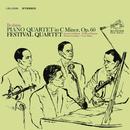 Brahms: Piano Quartet No. 3 in C Minor, Op. 60/The Festival Quartet