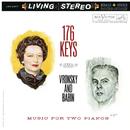 176 Keys - Music for Two Pianos/Vitya Vronsky