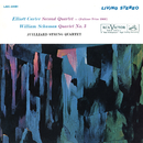 Carter: String Quartet No. 2 - Schuman: String Quartet No. 3/Juilliard String Quartet