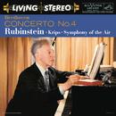 Beethoven: Piano Concerto No. 4 in G Major, Op. 58/Arthur Rubinstein