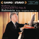 """Beethoven: Piano Concerto No. 5 in E-Flat Major, Op. 73 """"Emperor""""/Arthur Rubinstein"""