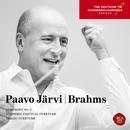 ブラームス:交響曲第2番、悲劇的序曲&大学祝典序曲/Paavo Jarvi