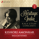 Heritage India (Kala Utsav Concerts, Vol. 1) [Live]/Kishori Amonkar
