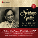 Heritage India (Kala Utsav Concerts, Vol. 1) [Live]/Dr. M. Balamurali Krishna