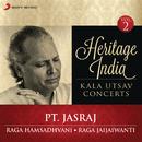 Heritage India (Kala Utsav Concerts, Vol. 2) [Live]/Pt. Jasraj