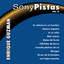 Sony - Pistas, Vol.4 (Enrique Guzmán)/Pista