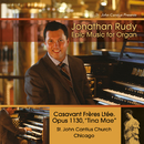 St. John Cantius presents Jonathan Rudy: Epic Music for Organ/Jonathan Rudy