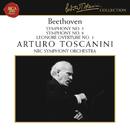 Beethoven: Symphony No. 5 in C Minor, Op. 67, Symphony No. 8 in F Major, Op. 93 & Leonore Overture No. 3, Op. 72a/Arturo Toscanini