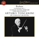 Brahms: Symphony No. 1 in C Minor, Op. 68, Academic Festival Overture, Op. 80 & Hungarian Dances, WoO 1/Arturo Toscanini