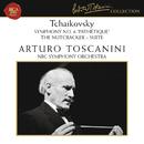 "Tchaikovsky: Symphony No. 6 in B Minor, Op. 74 ""Pathétique"" & The Nutcracker Suite, Op. 71a/Arturo Toscanini"