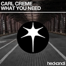 What You Need/Carl Crème