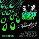 The Peacocking EP/Garrett & Ojelay