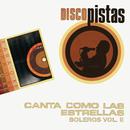 """Disco Pistas """"Canta Como las Estrellas - Boleros, Vol.II""""/Pista"""