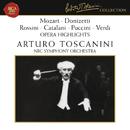 Mozart - Donizetti - Rossini - Catalani - Puccini - Verdi: Opera Highlights/Arturo Toscanini