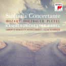 Mozart, Holzbauer & Pleyel: Sinfonia Concertante/Kammerorchester Basel