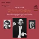 Prokofiev: Violin Concerto No. 1 in D Major, Op. 19 & Piano Concerto No. 5 in G Major, Op. 55/Erich Leinsdorf