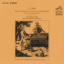 Bach: Sonats for Violin and Harpsichord Nos. 1-3/Erick Friedman