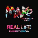 Real Life (Zack Martino Remix)/Mako & Morgan Page