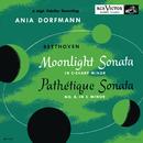 "Beethoven: Piano Sonatas Nos. 8 & 14 ""Moonlight and Pathétique""/Ania Dorfmann"