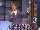 Heut' geht's uns gut (so soll es bleiben) (ZDF Hitparade 14.11.1990) (VOD)/G.G. Anderson