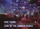 Love of the Common People/Paul Young