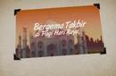 Bergema Takbir Di Pagi Raya (Lyric Video)/ForUToC