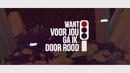 Door Rood (Official Lyric Video)/B-Brave
