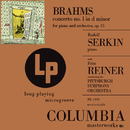 Brahms: Concerto No. 1 in D Minor for Piano and Orchestra, Op. 15/Rudolf Serkin